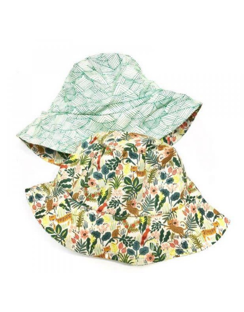 Urban Baby Bonnets Bucket Hat Jewel Jungle XS