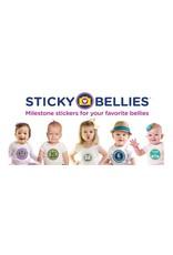 Sticky Bellies Novelty Sticker