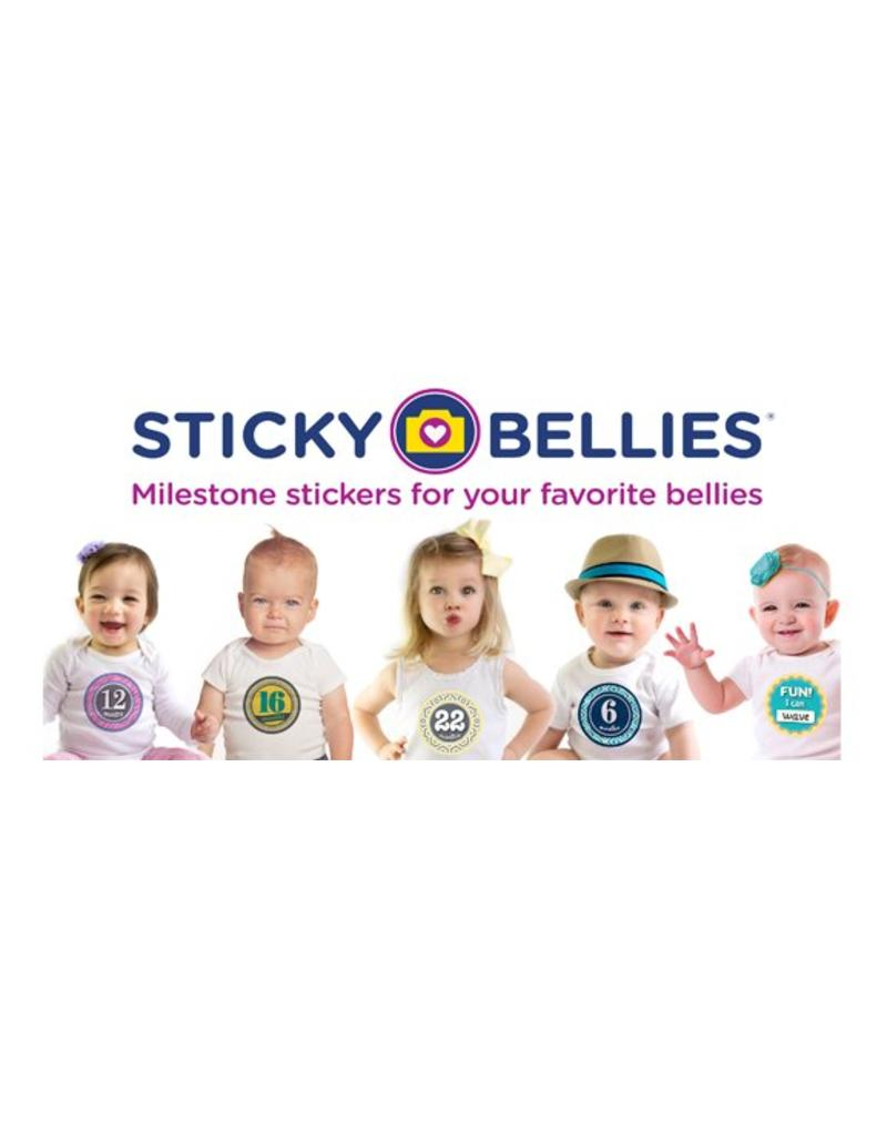 Sticky Bellies Sticky Bellies Novelty Sticker