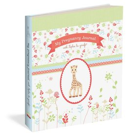 My Pregnancy Journal with Sophie the giraffe