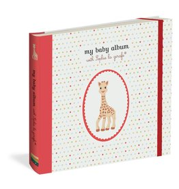 WPC My Baby Album with Sophie la girafe