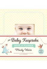 Workman Publishing Group WPG The Baby Keepsake Book and Planner