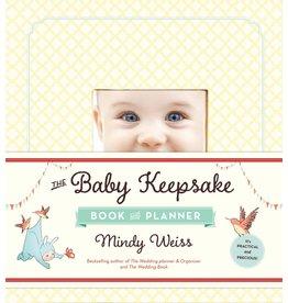 Baby Keepsake Book and Planner