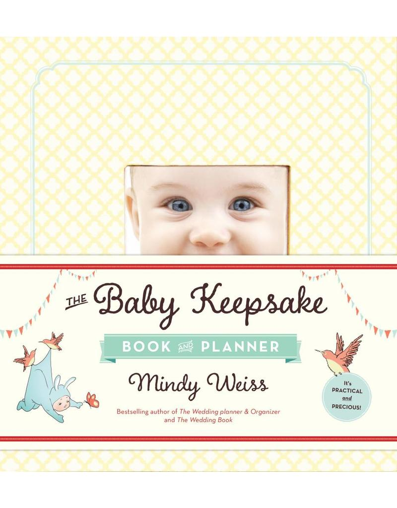 WPG The Baby Keepsake Book and Planner