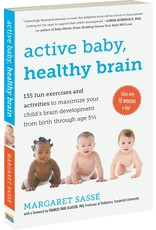 The Experiment Active Baby Healthy Brain - Parenting Book