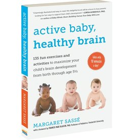 Active Baby Healthy Brain - Parenting Book