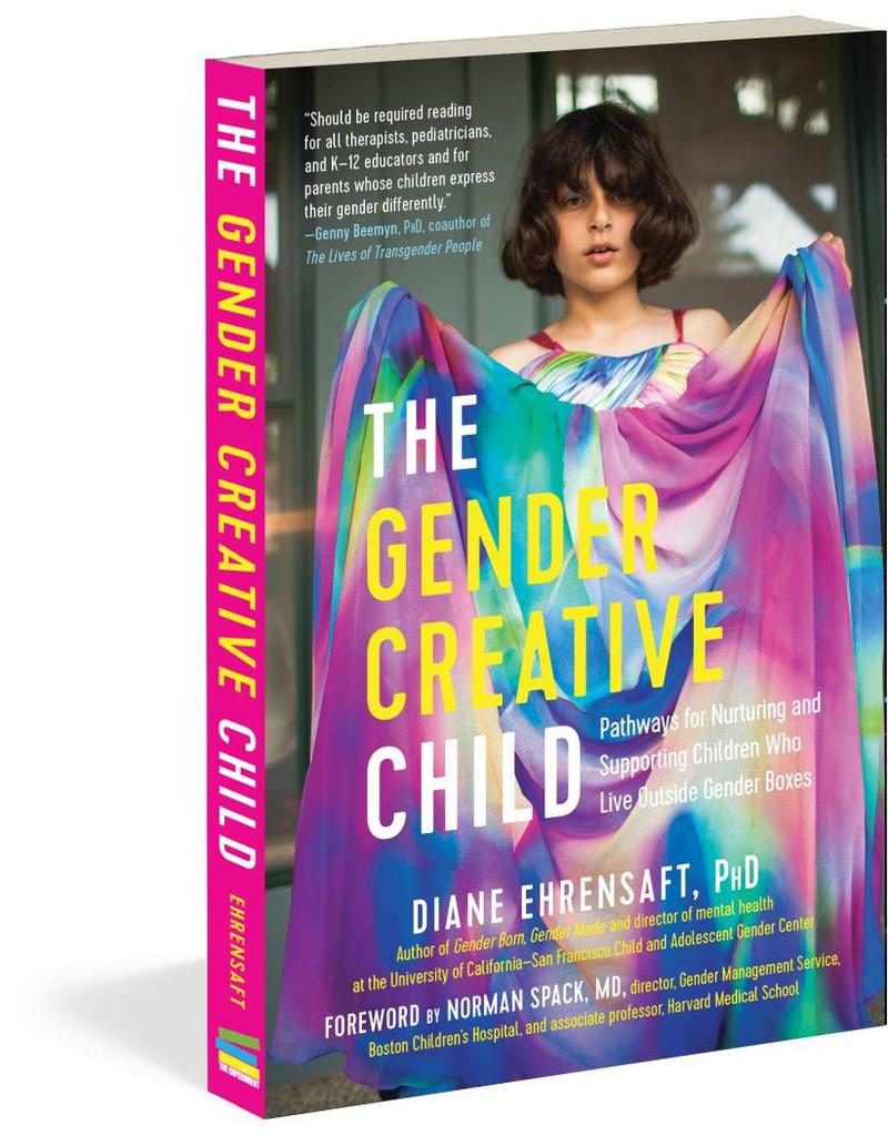 The Experiment The Gender Creative Child - Parenting Book