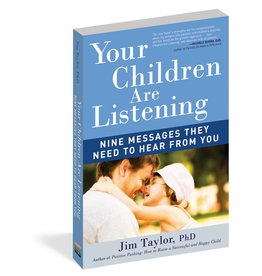 The Experiment Your Children Are Listening - Parenting Book