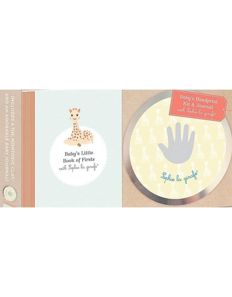The Experiment WPC Baby's Handprint Kit & Journal Sophie