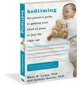 The Experiment Bedtiming - Parenting Book