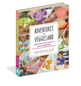 Workman Publishing Group WPC Adventures in Veggieland