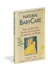 Storey Books WPC Natural Baby Care