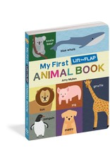 WPC Animal Lift Flap Book