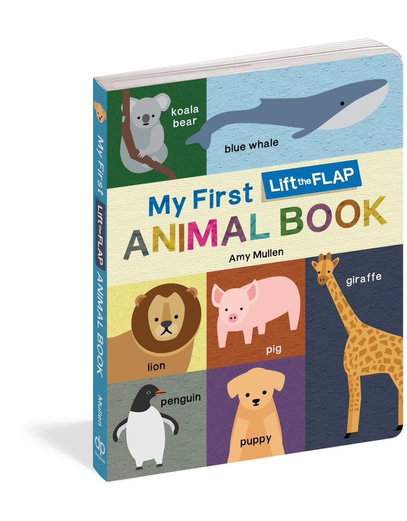 Duo Press WPC Animal Lift Flap Book