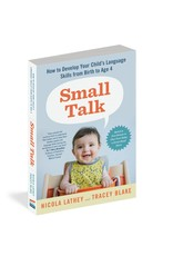 Workman Publishing Group Small Talk - Parenting Book