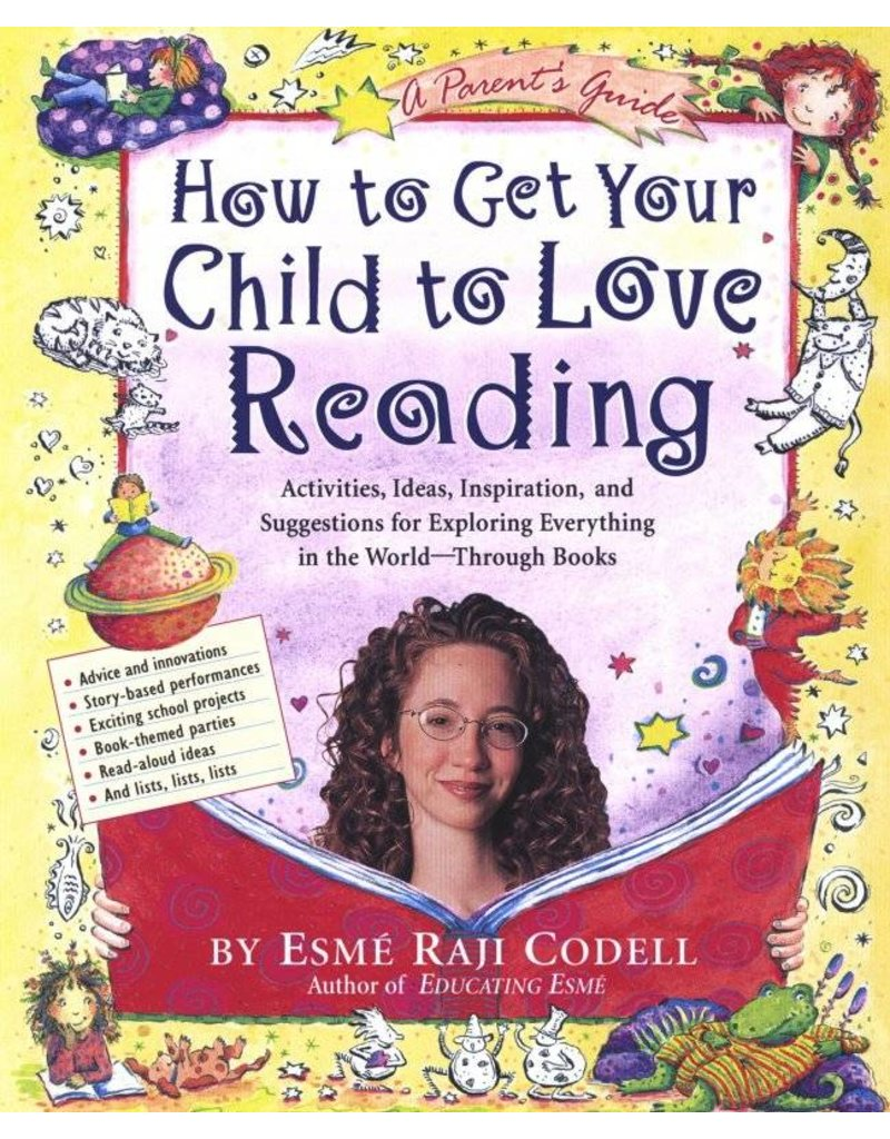 How to Get Your Child to Love Reading - Parenting Book