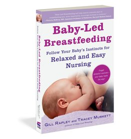 Workman Publishing Group WPC Baby Led Breastfeeding