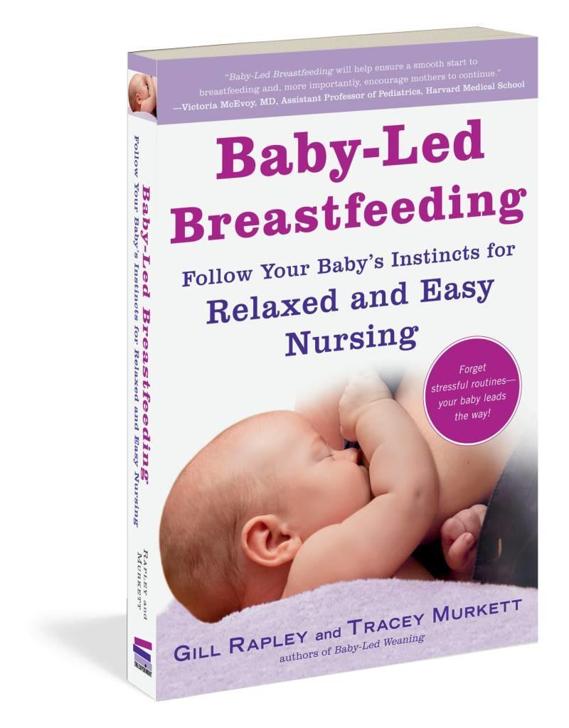 Workman Publishing Group Baby Led Breastfeeding - Parenting Book