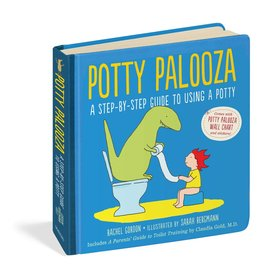 Workman Publishing Group WPC Potty Palooza Board Book