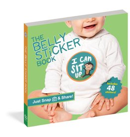 Workman Publishing Group WPC Belly Stickers Book