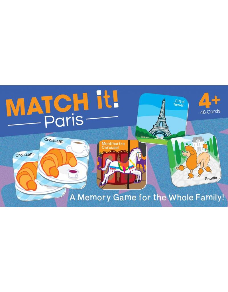 Workman Publishing Group WPC Match It! Memory Game