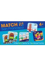 WPC Match It! Memory Game