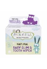 Jack n Jill Jack n Jill Tooth & Gum Wipes