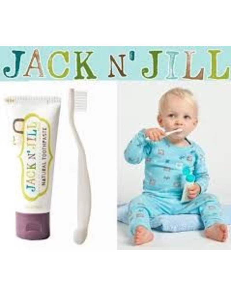 Jack N' Jill Calendula Toothpaste