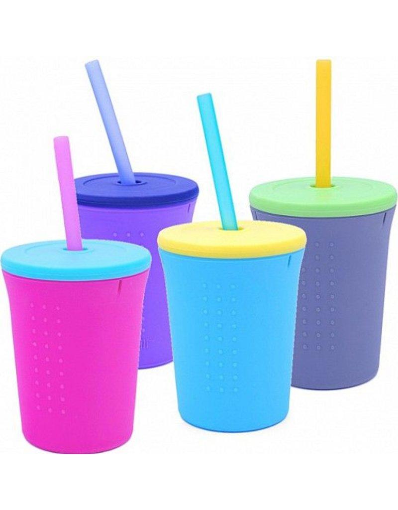 Silikids GoSili Kids Straw Cup