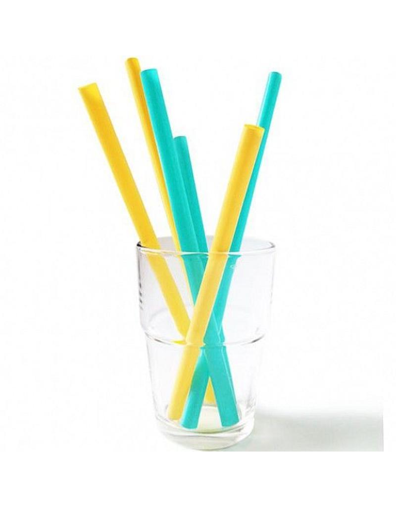 GoSili GoSili Silicone Straws (6 pack)