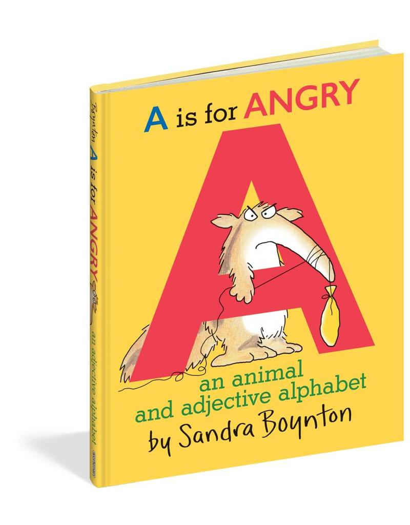 A is for Angry Book