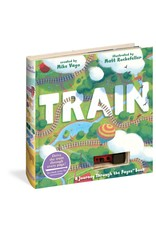 Workman Publishing Group WPC Train Book (w/car)