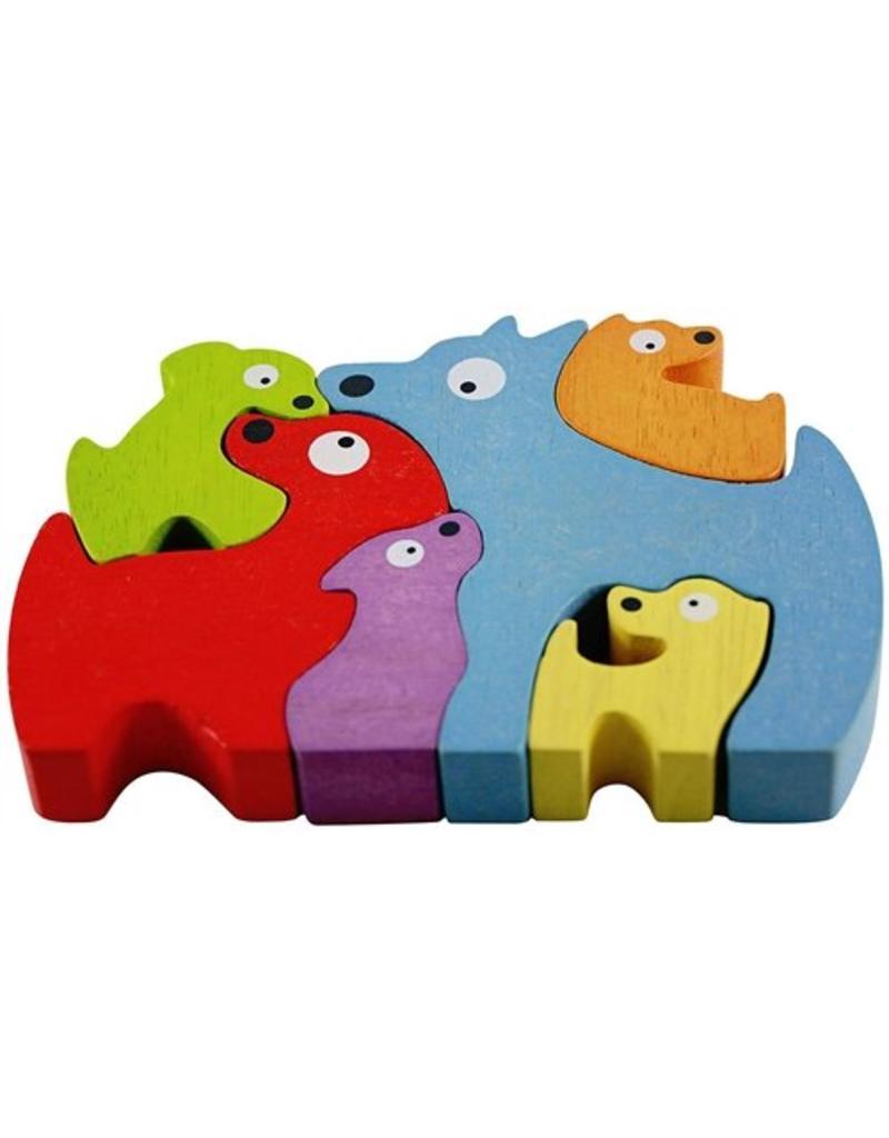 Begin Again Family Puzzle