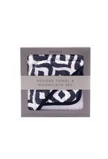 Newcastle Classics Newcastle Classics Hooded Towel & Washcloth Set