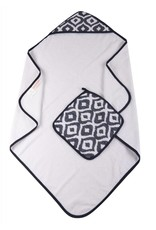Newcastle Classics Hooded Towel & Washcloth Set
