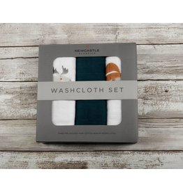 Newcastle Classics Washcloth Set