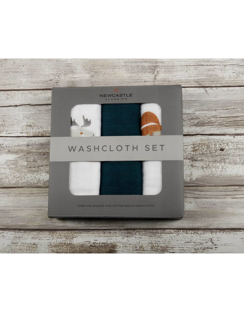 Newcastle Classics Newcastle Classics Washcloth Set