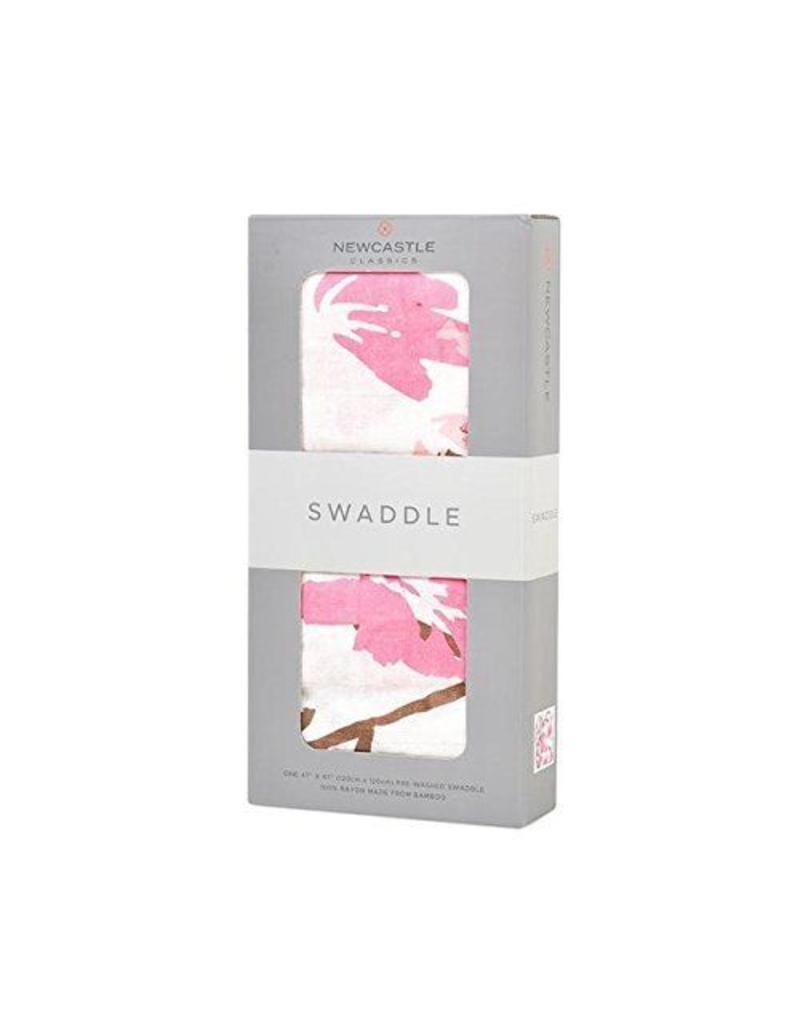 Newcastle Classics Bamboo Swaddle