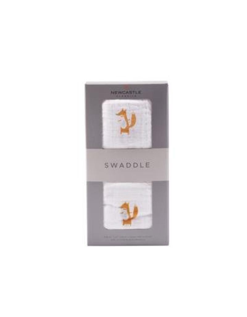 Newcastle Classics Newcastle Classics Cotton Muslin Swaddle