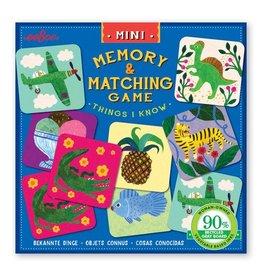 Miniature Matching Games