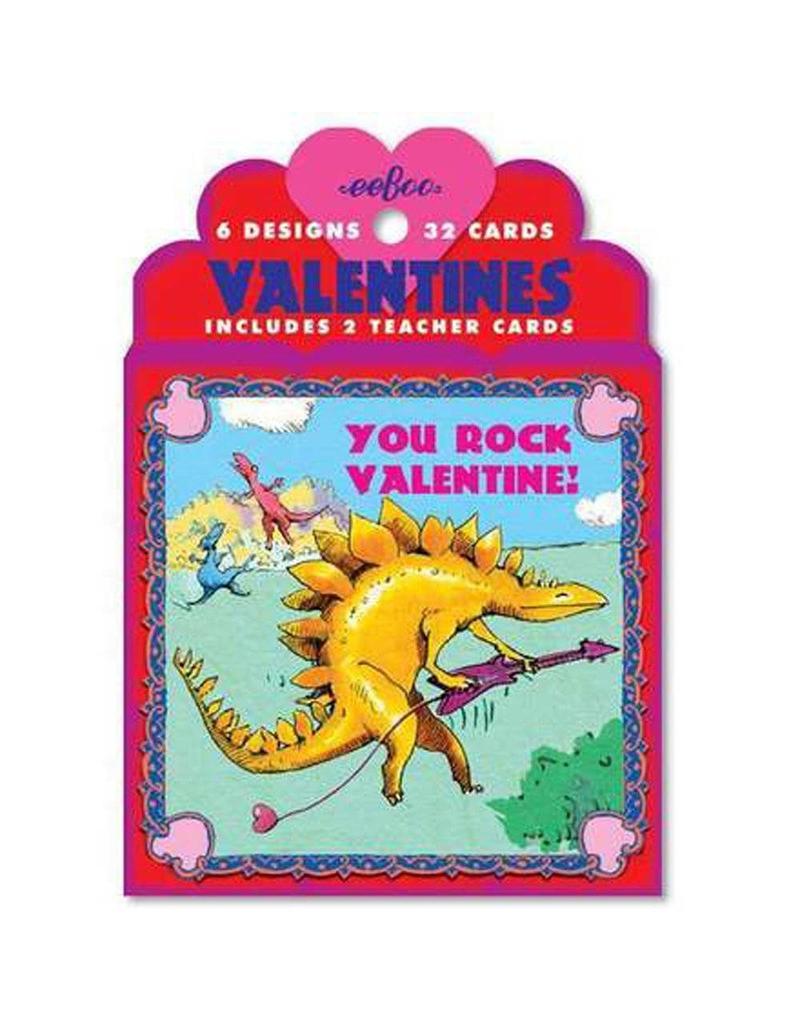 Din-o-mite Valentines