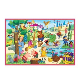 Fairy in Princess Land Puzzle