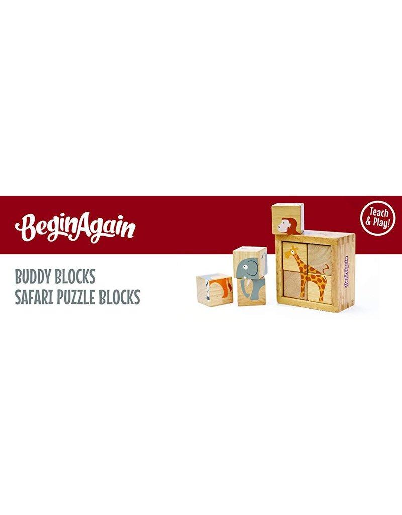 Begin Again Buddy Blocks Puzzle Set