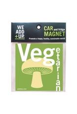 We Add Up Magnet
