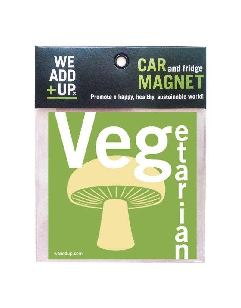 Green Team Enterprises We Add Up Magnet