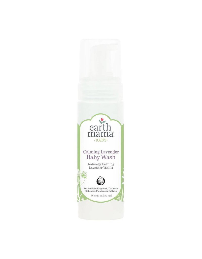 Earth Mama Organics Baby Wash