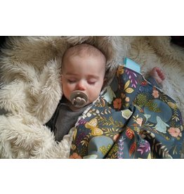 Liddle Handmade Baby Lovey Blanket