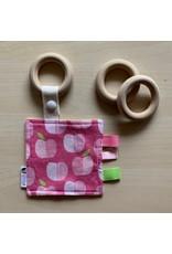 Liddle Handmade Liddie Handmade Sensory Teether