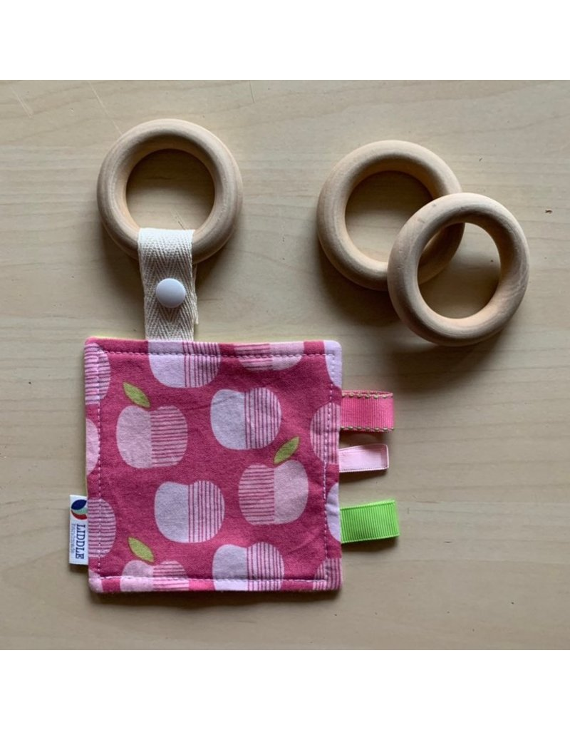 Liddle Handmade Sensory Teether