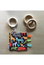 Liddle Handmade Sensory Teether